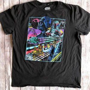 Star Wars Large T-shirt GREAT SHIRT!!